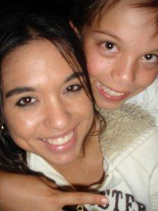 Darrah and Nic Smile