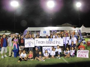 Island Insurance Team Leeward Relay ACS