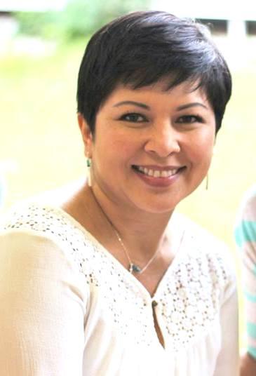 Cora Yanger Bejado fights cancer for Guam