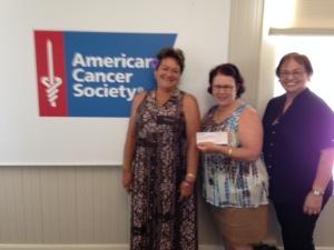 American Cancer Society Hawaii thanks Ilima Fascination