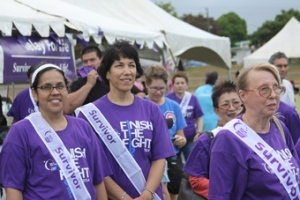 Windward Relay For Life Survivors