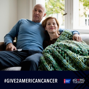 #Give2AmericanCancer
