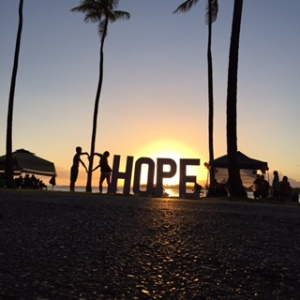 RFLMI Hope sunset